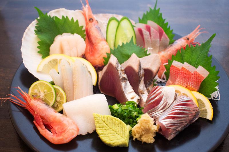 えぼし茅ヶ崎本店のコース料理の画像
